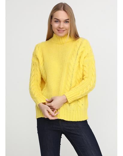 Желтый свитер Pretty