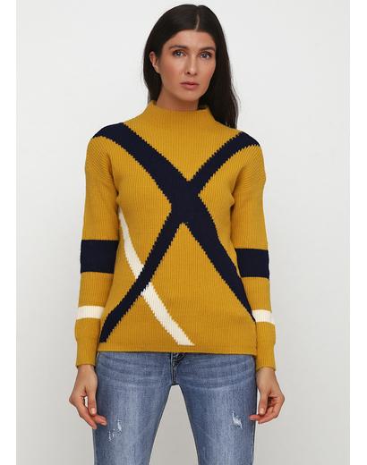Желтый свитер N&P