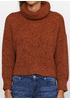 Коричневый свитер Made in Italy