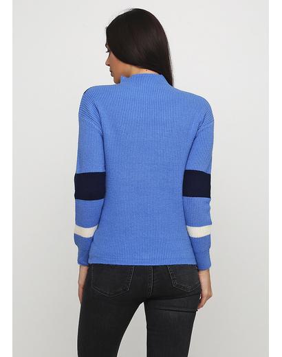 Голубой свитер N&P