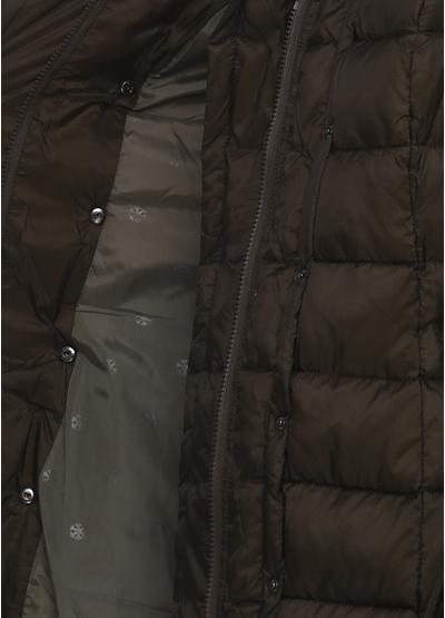 Зеленая зимняя куртка Anna Moda Piu