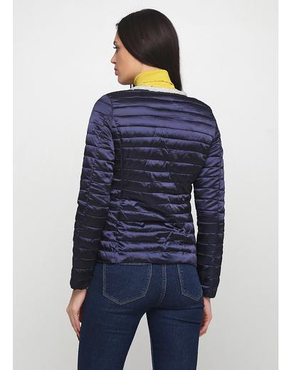 Синяя демисезонная куртка Minority