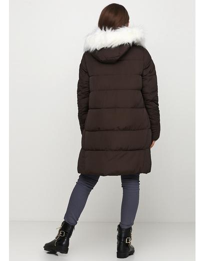 Оливковая (хаки) зимняя куртка Monte Cervino