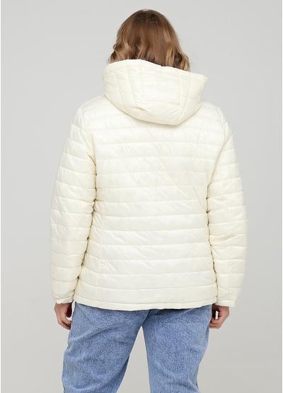 Молочна демісезонна куртка W Collection