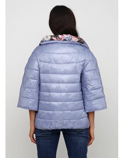 Голубая демисезонная куртка W Collection