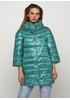 Зеленая демисезонная куртка W Collection