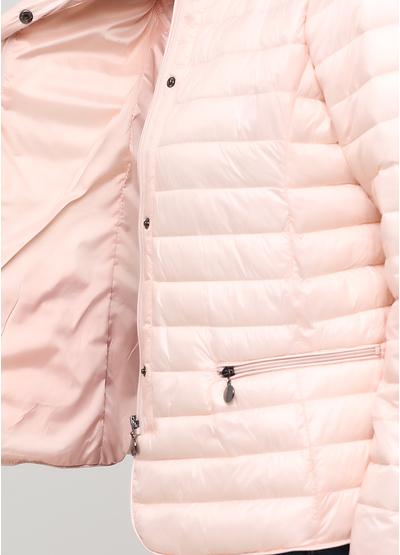 Рожева демісезонна куртка W Collection