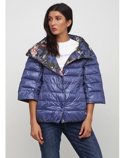Синяя демисезонная куртка W Collection