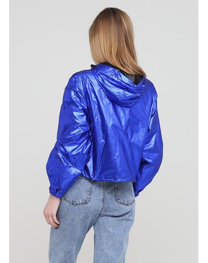 Синя демісезонна вітровка W Collection