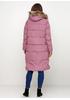 Розовая зимняя куртка Z Design