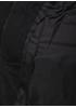 Черная зимняя куртка Anna Moda Piu