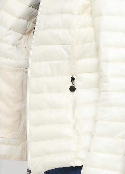 Світло бежева демісезонна куртка W Collection