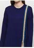 Темно-синее платье Normcore firenze однотонное