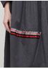 Сіра кежуал сукня оверсайз 159 С однотонна