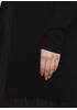 Черное платье Finery однотонное
