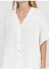 Костюм (блуза, брюки) Made in Italy брючный однотонный молочный кэжуал лен