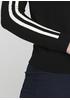 Толстовка California & Smiss однотонная чёрная спортивная