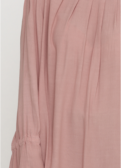 Туника Stile di Italia однотонная розовая, бренд Италии